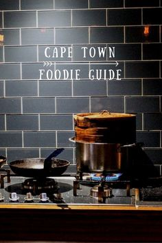 After eating my way through a good amount of the best Cape Town restaurants, I have put together my favorites in a little foodie guide.: