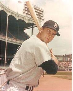 Carl Yastrzemski (1961-1983)   This was my hero in baseball. Yaz was one of the best...