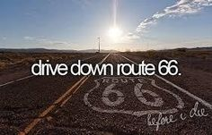 i WILL drive down route 66 at some point