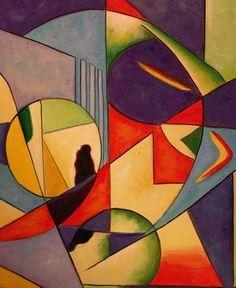 arte abstracto kandinsky -                              …