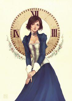 Elizabeth by JDarnell.deviantart.com on @deviantART #bioshock #infinite