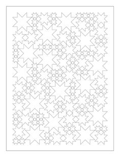 """oh my stars - blank quilt pattern/ Tutorials for """"oh ny stars"""" Star Quilt Blocks, Star Quilt Patterns, Patchwork Patterns, Star Quilts, Quilting Projects, Quilting Designs, Sewing Designs, Quilting Ideas, Snowflake Quilt"""