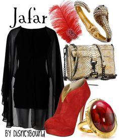DisneyBound - Jafar