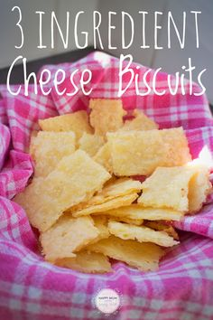 This cheese biscuit recipe has been in my family for generations. It is very simple and easy to make. You and your family will love it!
