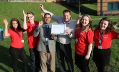 West Nottinghamshire College is celebrating retaining a national accolade commending its dedication to promoting health and wellbeing to staff and students. [read more at www.wnc.ac.uk]