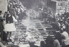 ΣΤΙΣ ΡΙΖΕΣ ΤΟΥ ΕΘΙΜΟΥ (2): Η μαντική «τέχνη» της ωμοπλατοσκοπίας   του Τάκη Κατσιμάρδου  #easter #tradition #history #predict #future http://fractalart.gr/stis-rizes-tou-ethimou-2/