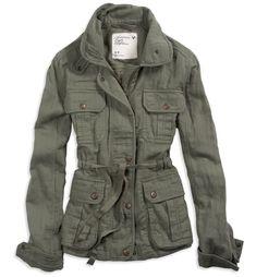 Elements of Style Blog | Fashion Friday: Military Chic | http://www.elementsofstyleblog.com