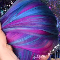 Did you enjoyed the last crazy video of crazy color correction with @suprmaryface ! Link is in my bio in case you missed it! #HairBesties for life