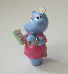 Die Happy Hippo Company - Komplettsatz Ü-Eier-Figuren 1994 | eBay