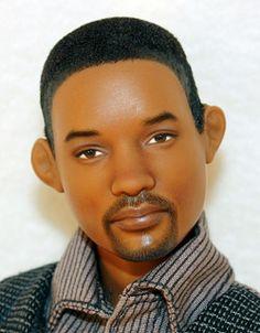 Doll Art | Basics as Will Smith | Flickr - Photo Sharing!