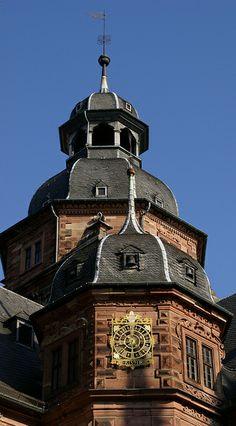 Aschaffenburg, Schloss Johannisburg (Johannisburg Palace) | Flickr: Intercambio de fotos