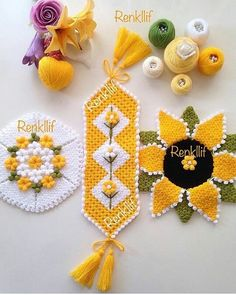 Likes, 45 Comments - Muh Crochet Potholders, Crochet Doilies, Crochet Flowers, Animal Sewing Patterns, Baby Knitting Patterns, Crochet Patterns, Tunisian Crochet, Crochet Stitches, Crochet Toilet Roll Cover