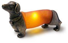 Cool Wiener Dogs Lamp