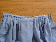 The Standard 18th-Century Petticoat   We've had a request from one of our loyal readers for a detailed tutorial on how to make an 18th-cent...
