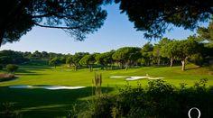 A golfer's dream... Quinta do Lago South Course.