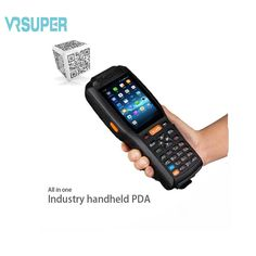 ==> [Free Shipping] Buy Best PDA3506 Android 6.0 OS Rugged PDA WiFi 3G RFID 1d laser barcode scanner handheld Online with LOWEST Price | 32812771390