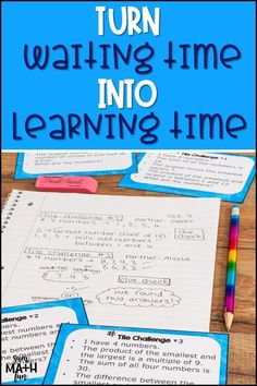 Engage your grade, and grade early finishers with over 130 rigorous math activities that motivate the unmotivated. These NO PREP upper elementary math extensions will keep your fast finishers and gifted students learning and challenged! Math Early Finishers, Early Finishers Activities, Fast Finishers, Math Activities, Math Games, Elementary Math, Upper Elementary, Fun Math, Math Math