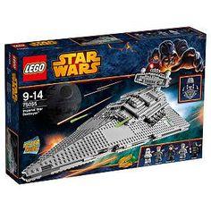 UK LOWEST ONLINE PRICE Lego Star Wars Imperial Star Destroyer NOW £68.99 @ Argos