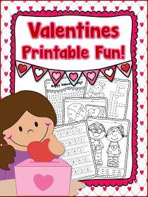The Resource(ful) Room!: Valentine Freebie!
