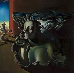 The Dream / Salvador Dali / 1931 / oil on canvas