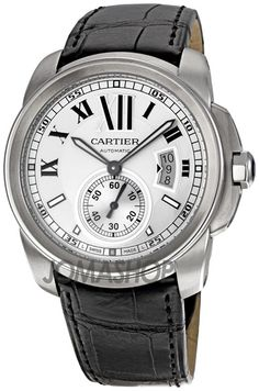 Cartier Calibre De Cartier Mens Watch W7100037