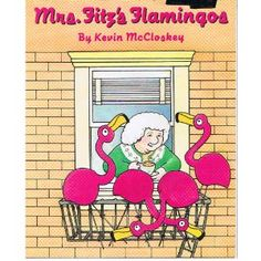 Mrs. Fitz's Flamingos patterns, use for math lesson.