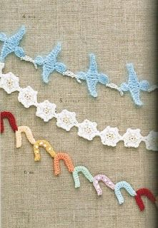 Especial Cenefa Crochet - AM - Revistas de Manualidades