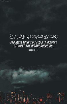 👆🏻😍 Beautiful Quran Quotes, Quran Quotes Love, Quran Quotes Inspirational, Ali Quotes, Reminder Quotes, Spiritual Quotes, Quran Sayings, Hadith Quotes, Muslim Quotes