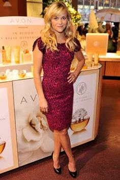 E-Beautiful Dress-REESE WITHERSPOON