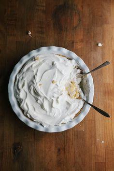 {<3} Hummingbird High: Passionfruit Cream Pie