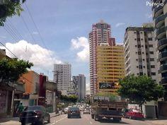 Prédios do bairro Umarizal, Belém do Pará, Brasil