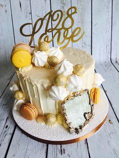 Tarta Dripping Desserts, Food, Fondant Cakes, Tortilla Pie, Cookies, Tailgate Desserts, Deserts, Essen, Postres