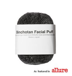 DESCRIPTIONAn all-natural facial puff made with Binchotan charcoal and Konjac root to very gently exfoliate and cleanse the face for brighter, healthier, radiant skin. Ideal for sensitive skin.  INGREDIENTSBinchotan charcoal, Ko...