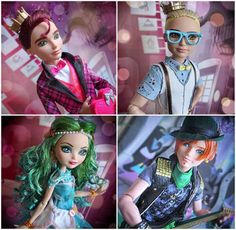 monsterific-ever-after: Kuno Vega made hexellent ever after high dolls we all dream to have