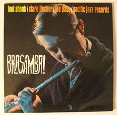 Pacific Jazz Records/ Brasamba by Bud Shank/ Bossa by MyRetroStuff, $19.00