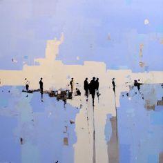Doctor Ojiplático. Geoffrey Johnson. Pintura | Paintings