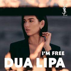 Dua Lipa - I'm Free ноты для фортепиано для начинающих Пианино.Easy SKU PEA0025527 Ysl Beauty, Easy Piano, Soundtrack, Singer, Free, Hairstyles, Makeup, Haircuts, Make Up