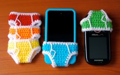 Words cannot even express how much I love this. Mini Briefs PDF Crochet Pattern. $6.00, via Etsy.