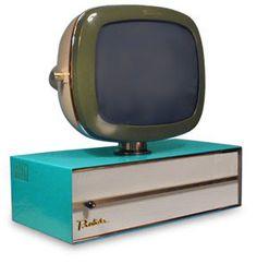 Eames - Atomic Television Set