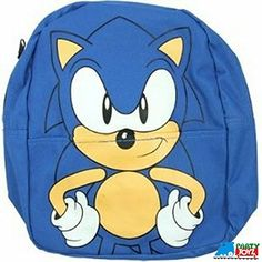 Sonic the Hedgehog Sonic Mini Backpack * You can find out more details at the link of the image.
