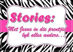 Stories: Met Jesus in die prentjie lyk alles anders Sunday School Teacher, Youth Ministry, Afrikaans, Teaching Kids, Christian, Blog, Posts, Crochet, Messages