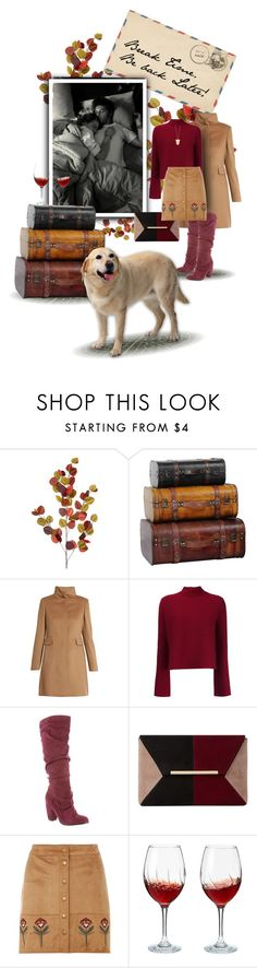 """Time for a Break"" by fernshadowstudio-com ❤ liked on Polyvore featuring MaxMara, Proenza Schouler, Michael Antonio, Dune, Dorothy Perkins, Global Amici and Gorjana"