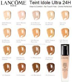 Lancôme Teint Idole Ultra Foundation Free Sample – US Foundation Shade, Makeup Tips, Beauty Makeup, Makeup Ideas, Hair Beauty, Best Eyebrow Products, Makeup Products, Best Drugstore Makeup, Nail