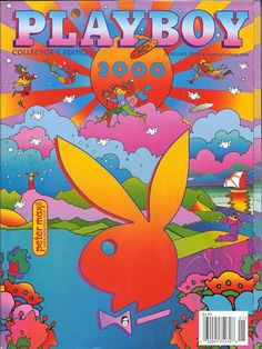 Back Issue January 2000 Playboy Magazine ~ Peter Max Cover ~ Bernaola Twins Collage Mural, Bedroom Wall Collage, Photo Wall Collage, Picture Wall, Wall Art, Trippy Wallpaper, Retro Wallpaper, Aesthetic Pastel Wallpaper, Aesthetic Wallpapers