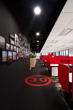 The New TripAdvisor Office In Singapore | more on: http://www.pinterest.com/AnkAdesign/office-buldings-design/