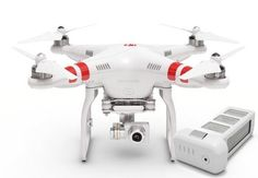 DJI Phantom 2 Vision+ PLUS V3.0 3.0 Quadcopter DRONE CAMERA 14MP + EXTRA BATTERY #DJI