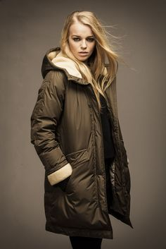 #Woolrich John Rich & Bros #Woman #FW13 #Fashion #Style #Preview