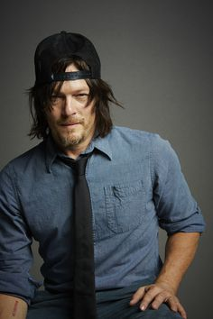 25 Photos Of Norman Reedus That Are Perfectly Pin-Worthy | The Huffington Post Canada Style