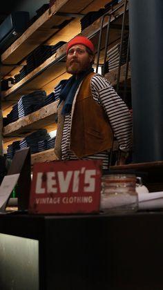 Levi's Vintage Clothing at Tenue De Nimes (via Denimhunters.com)