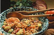 Panzanella- Tuscan Bread Salad